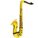 Oppustelig Saxofon guld
