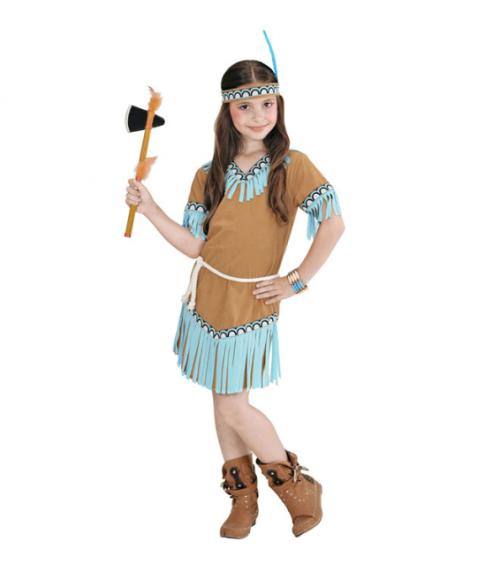 b6939a7f1de2 Indianer kostume til børn
