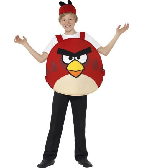 Angry Birds, rød