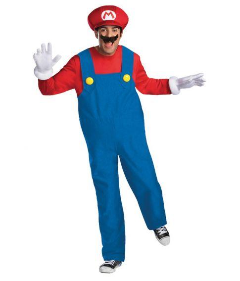 Super Mario kostume