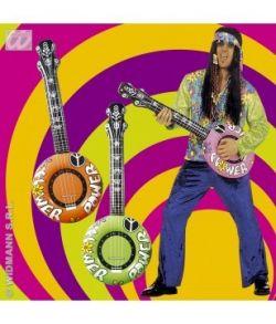 Oppustelig banjo