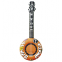 Oppustelig banjo orange