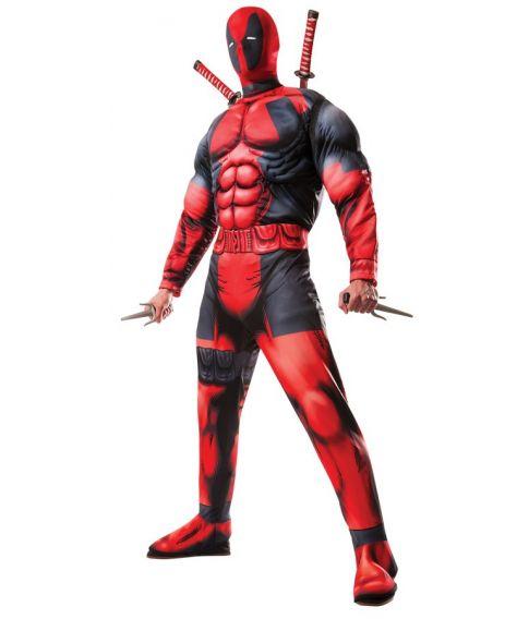Deadpool kostume