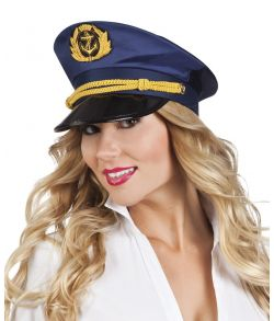Kaptajnskasket Donna