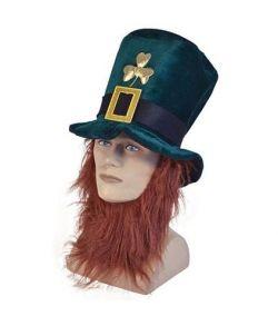 Irsk hat med skæg