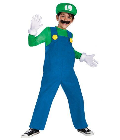 Luigi kostume