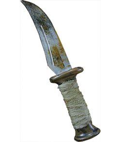 Rusten kniv