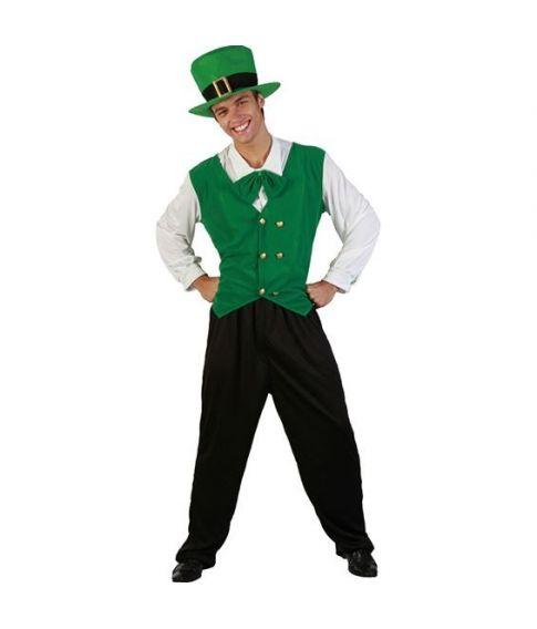Sankt Patrick kostume