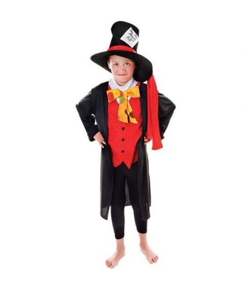Mad Hatter kostume