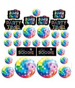 Disco cutouts