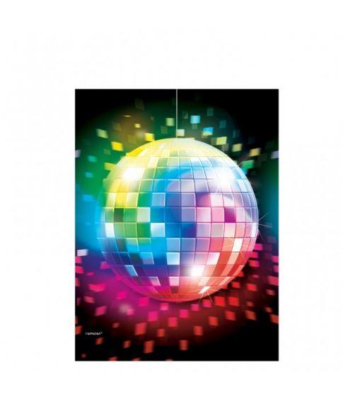 Disco plastdug