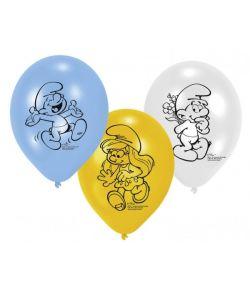 Smølferne balloner