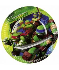 Ninja Turtles tallerkner