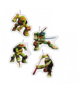Ninja Turtles figurlys