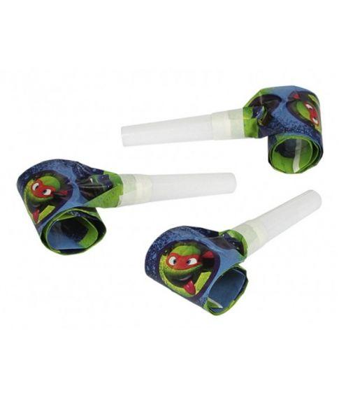 Ninja Turtles rysler