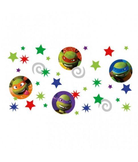 Ninja Turtles konfetti