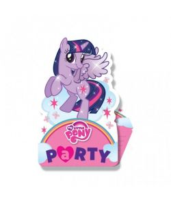 My Little Pony invitationer