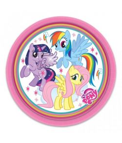 My Little Pony tallerkner 23 cm
