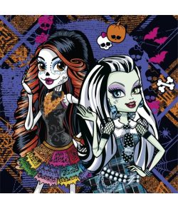 Monster High servietter