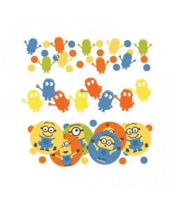 Minions konfetti