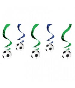 Loftspiraler fodbold