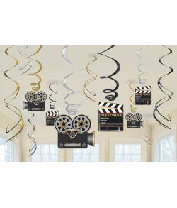 Hollywood loftspiraler