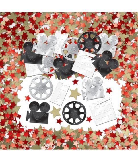 Hollywood konfetti