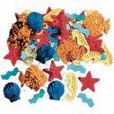 Under havet konfetti