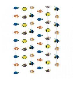 Fisk, loftdekoration