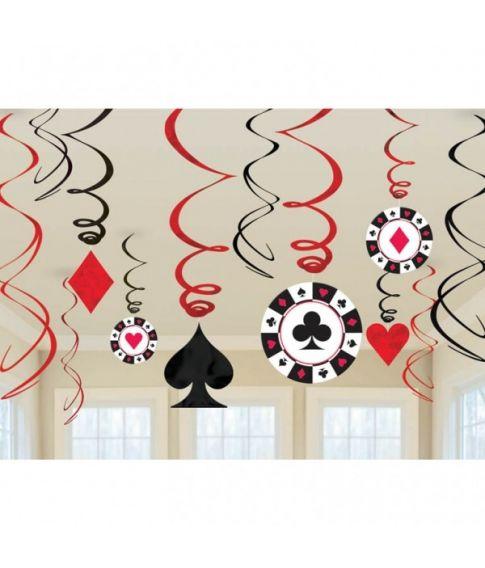 Kasino loftspiraler
