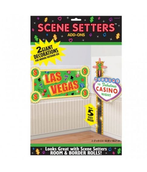 Kasino scene setter