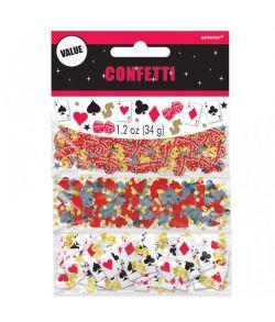Kasino konfetti