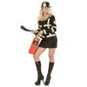 Firefighter Girl