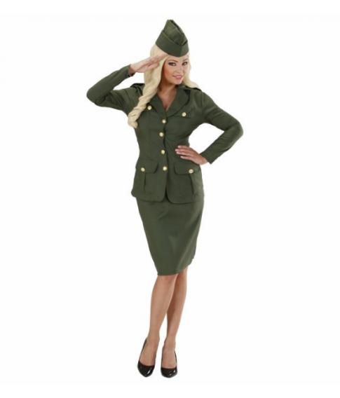 WW2 Soldier Girl