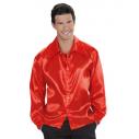 Discoskjorte, rød