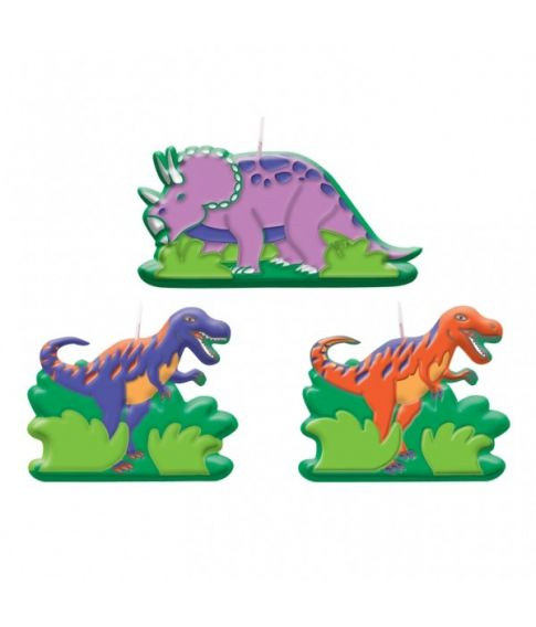 Dinosaur figurlys 6 stk