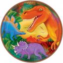 Dinosaur tallerkner