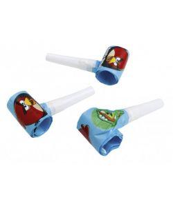 Angry Birds rysler