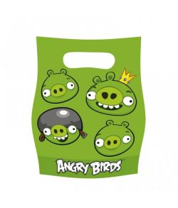 Angry Birds poser