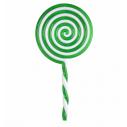 Slikkepind, grøn