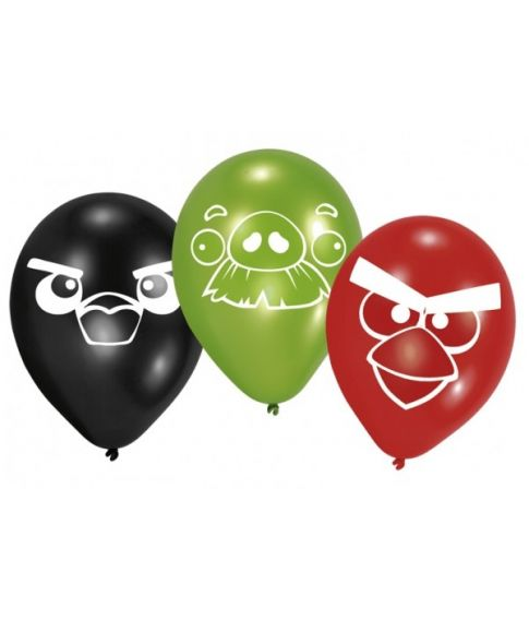 Angry Birds balloner