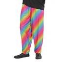 80er Baggy bukser, Regnbue