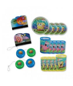 Svampebob party bag