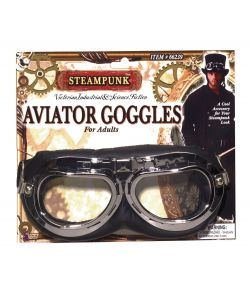 Steam Punk Pilot briller