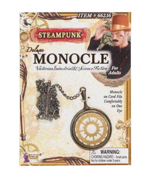 Steam Punk monokel