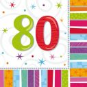 Servietter 80 år