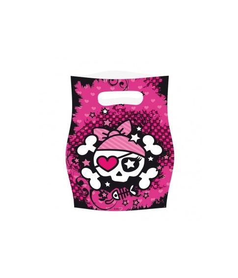 Pink Pirate poser