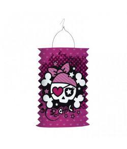 Pink Pirate lampe