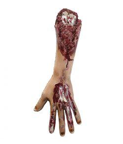 Afrevet arm