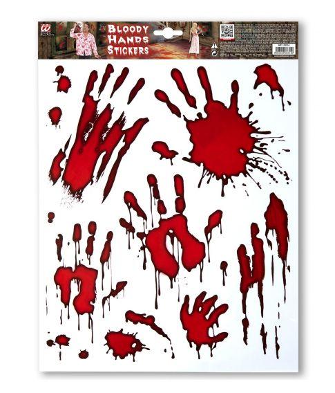 Blodige hænder ark